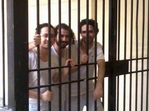 الصحفيون خلف القضبان