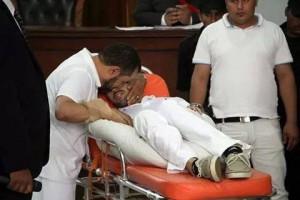 محمد سلطان 270 يوم من الاضراب دون رعاية صحية